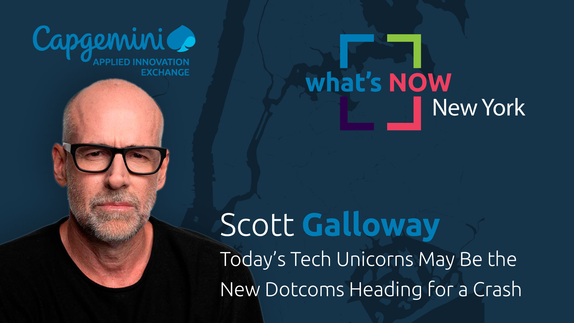 Today's Tech Unicorns May Be the New Dotcoms Heading for a Crash - with Scott Galloway